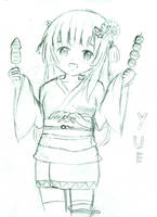 Yue Rune Factory 2 by iCHig0man