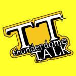 Thunderdome Talk logo (original Stupodcast logo)