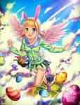 G: Secret Easter Bunny