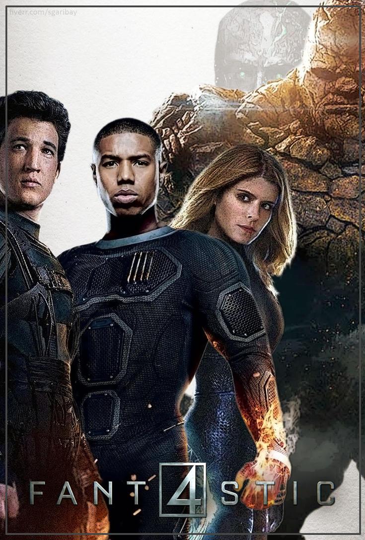 FF03 Fantastic 4 (2015) by eliwingz