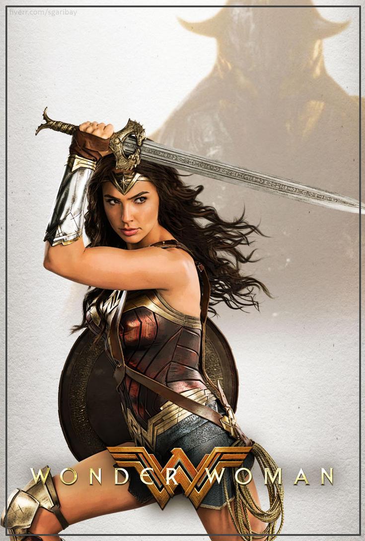 WW01 Wonder Woman (2017) by eliwingz
