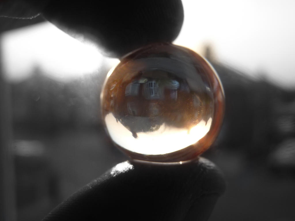 Bubble vision by Distorted-Colours
