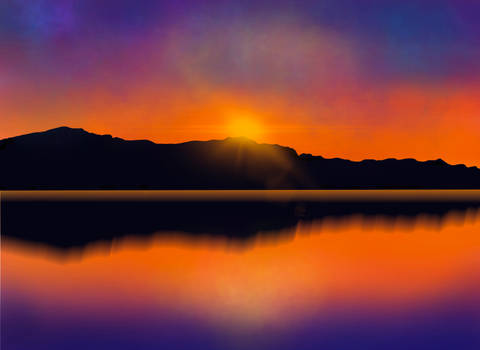 Sunset Seascape 5-1-20