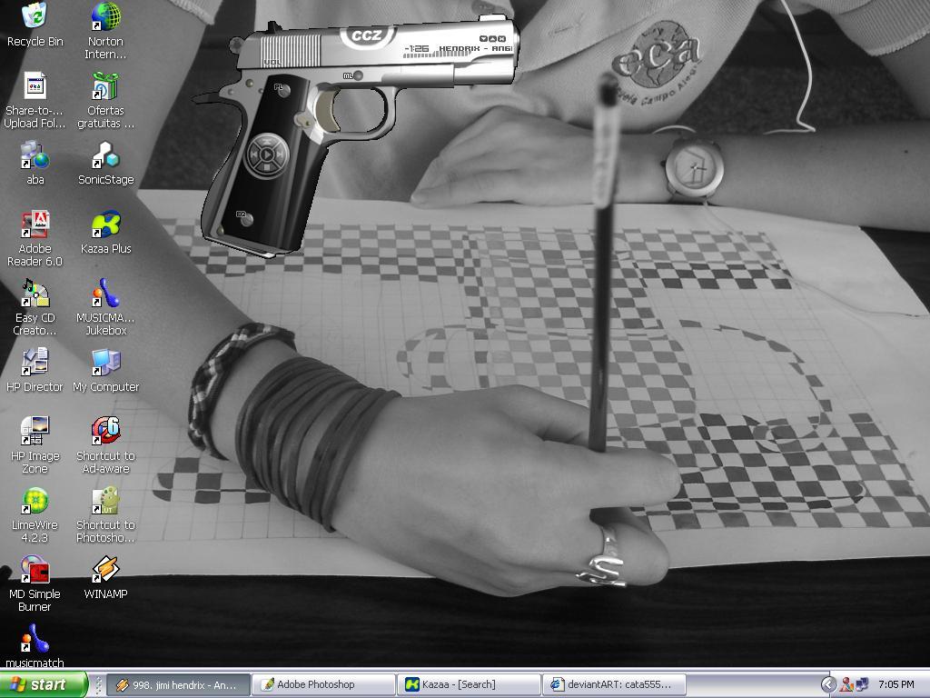 Cata's Desktop by cata555