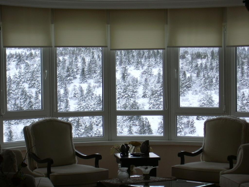Winter inside by Bulutay