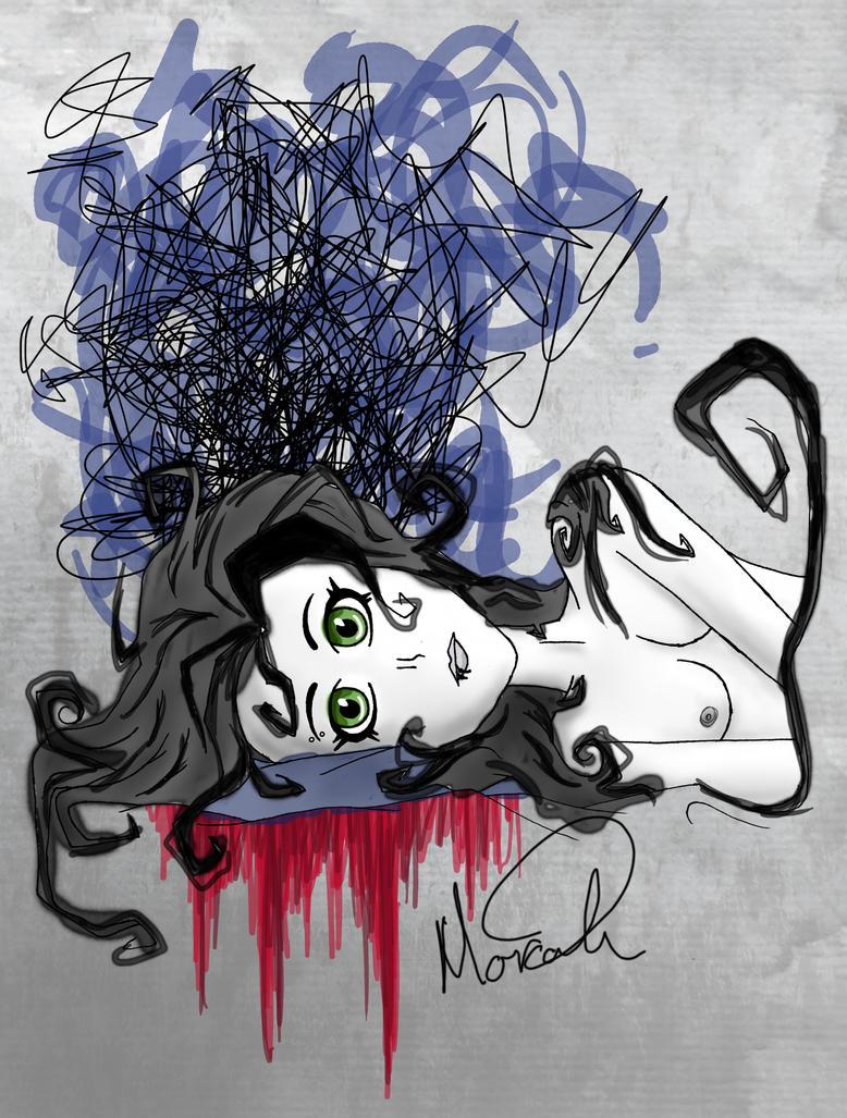 Messy Mind by MoriahKristine