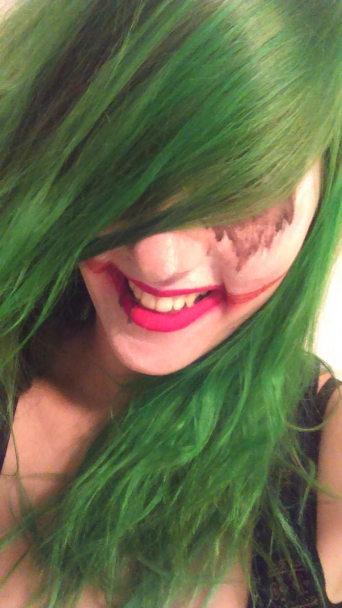 Joker by Sarah 5 by MoriahKristine
