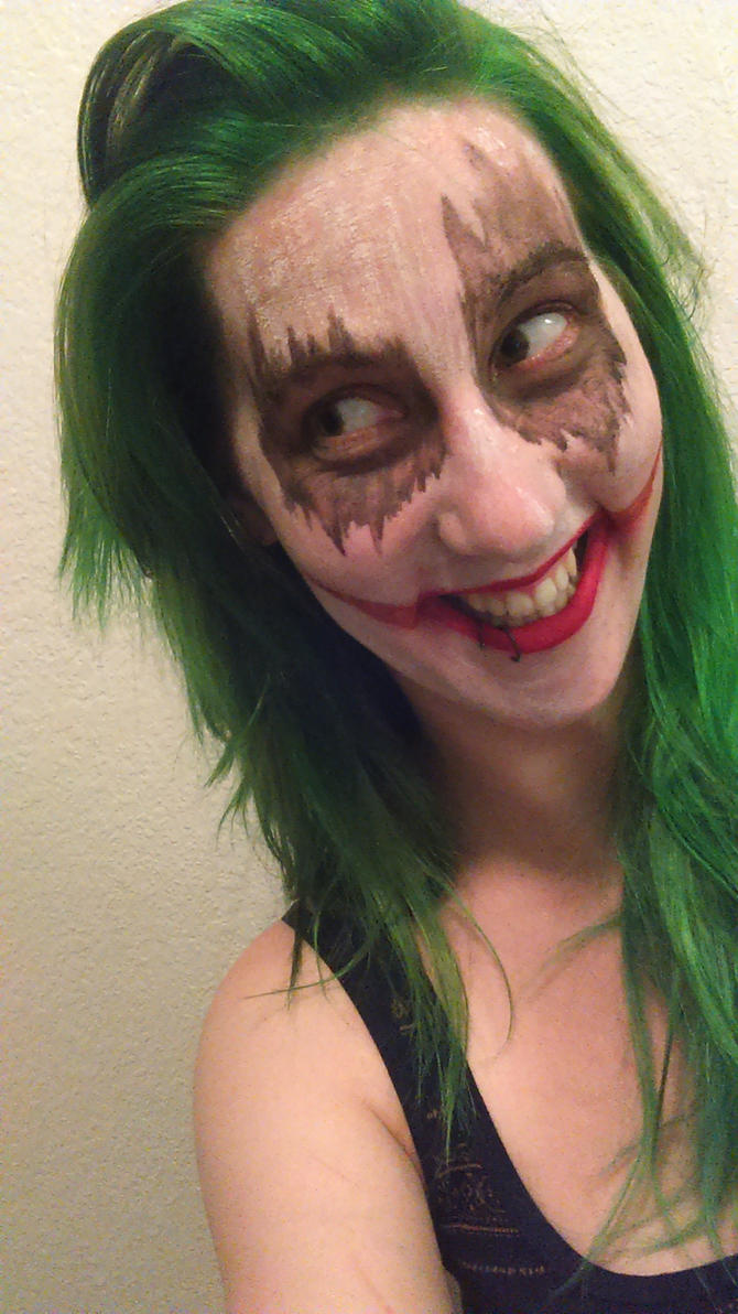 Joker by Sarah 6 by MoriahKristine