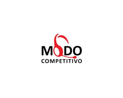 Modo-Competitivo by IncredibleLogoArts