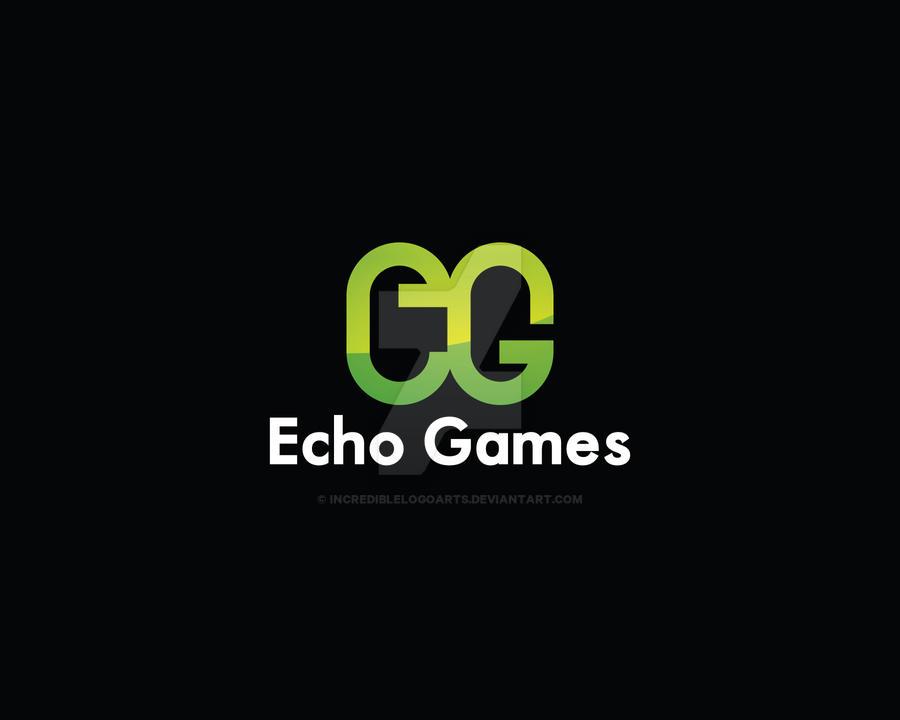 Echo-Games Logo by IncredibleLogoArts