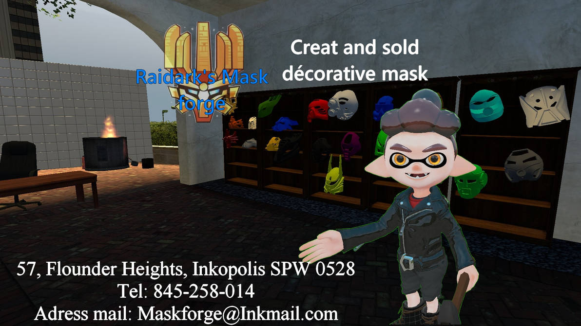 [Fan art] Les créations Splatesque d'Alicia Raidark_s_mask_forge_visit_card_by_raidark94_dd61vdl-pre.jpg?token=eyJ0eXAiOiJKV1QiLCJhbGciOiJIUzI1NiJ9.eyJzdWIiOiJ1cm46YXBwOjdlMGQxODg5ODIyNjQzNzNhNWYwZDQxNWVhMGQyNmUwIiwiaXNzIjoidXJuOmFwcDo3ZTBkMTg4OTgyMjY0MzczYTVmMGQ0MTVlYTBkMjZlMCIsIm9iaiI6W1t7ImhlaWdodCI6Ijw9NzIwIiwicGF0aCI6IlwvZlwvMGVlZWUyZTktY2M1Zi00MjBmLTg3YWItNjU0Yjk4M2E2MzY0XC9kZDYxdmRsLTllY2MyYjY4LTU1ZmEtNGY1OS05MzkzLTBlZDk3NTBhN2NkYS5qcGciLCJ3aWR0aCI6Ijw9MTI4MCJ9XV0sImF1ZCI6WyJ1cm46c2VydmljZTppbWFnZS5vcGVyYXRpb25zIl19