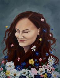 Annie by Brikonfikon