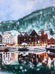 Norwegian Winter by Brikonfikon