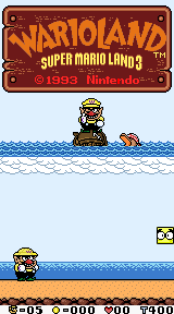 Wario Land Color by TheCygnus