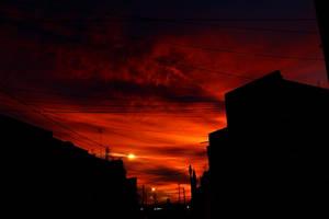 Sky Fire by 466707062