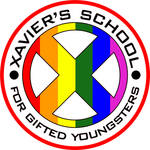 Gay X-men Logo by Yautja-Steve