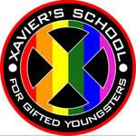 Gay X-men Logo MkII