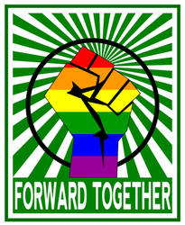 Defend Equality - Forward Together by Yautja-Steve
