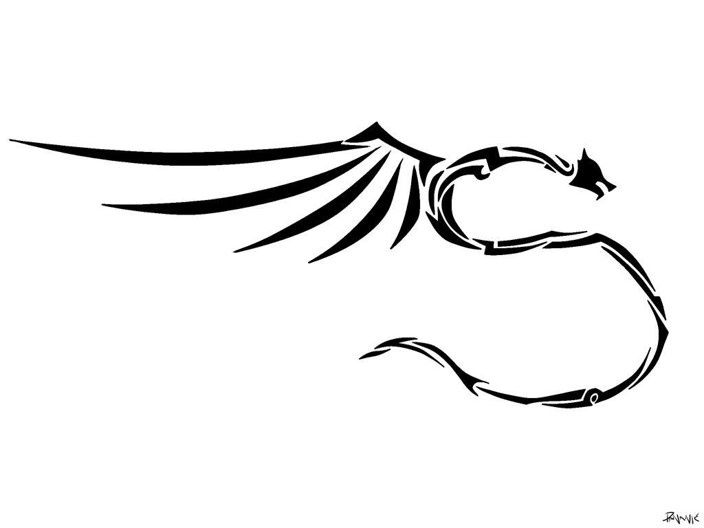 Dragon by matijadananic