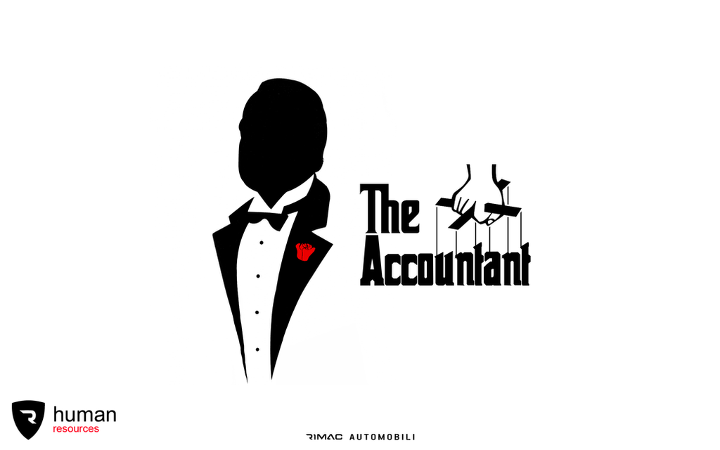 Godfather - Rimac Job Application Poster by matijadananic