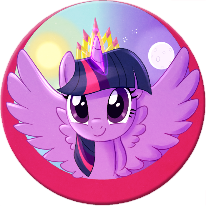 Princess Twilight Sparkle by Burning-Question