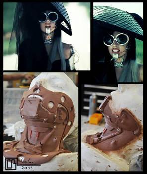 Gaga Prosthetic
