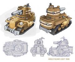 BWii Tank by manmonkee