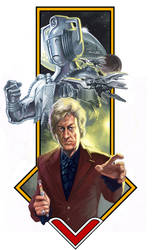 Death To The Cybermen by manmonkee