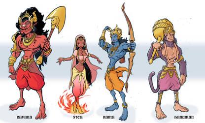 Ramayana Concepts