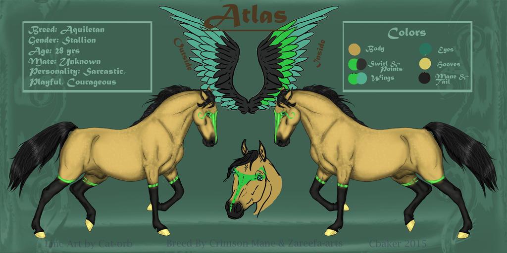Atlas the Aquiletan by ItalySky