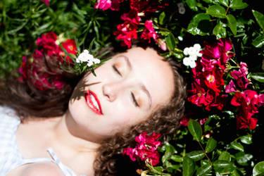 Mimi of the flowers by SophieKoryn