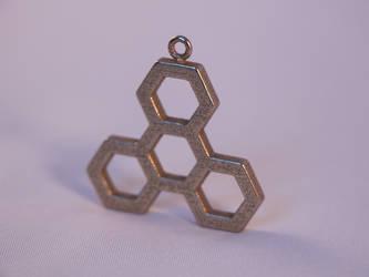 Hexatri pendant