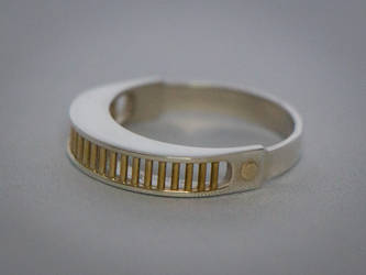 Geordi Laforge VISOR ring