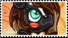 [STAMP] Toffee by WhiteeRosee