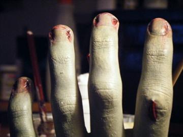 fingers by MortalKombatgirl