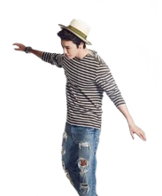 SuperJunior-donghae-small-render-png#01 by Charley1990B