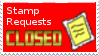 Stamp Requests CLOSED by Tomboyhns