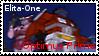 Elita One x Optimus Prime Stamp by Tomboyhns