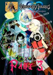 ReC: Kiera Dreamseeker Part 3 Cover