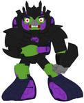 Ultimate Megatron (Angry Birds Transformers)