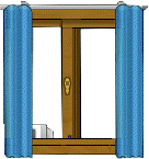 Bannedstory Sprite # 4 - Curtains by Linify