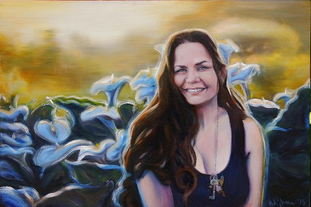 Portrait-Jenna by NoxoTeus