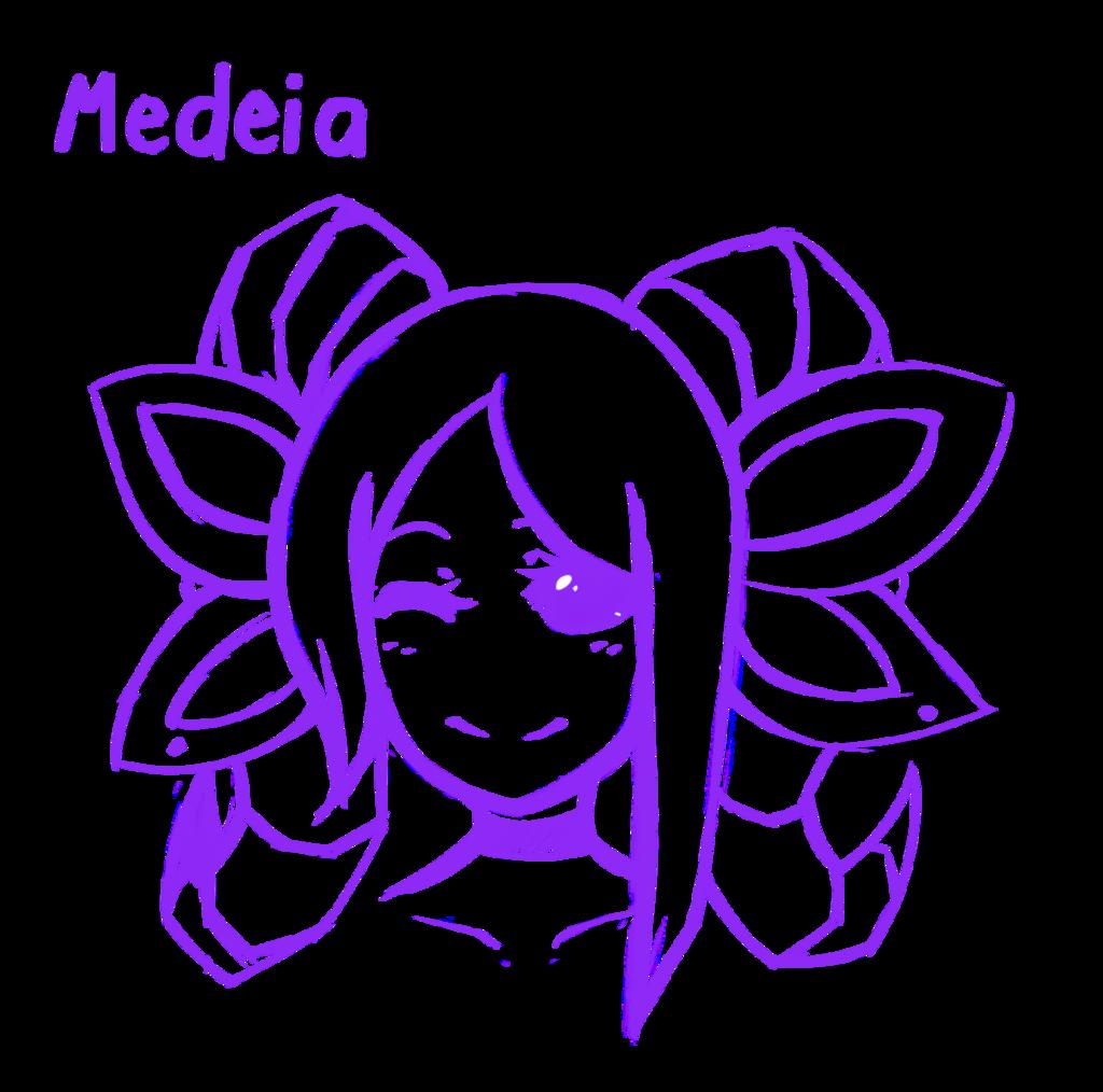 Medeiiiiaaaa By Kawazuka0-d81m7ji by Kawazuka0