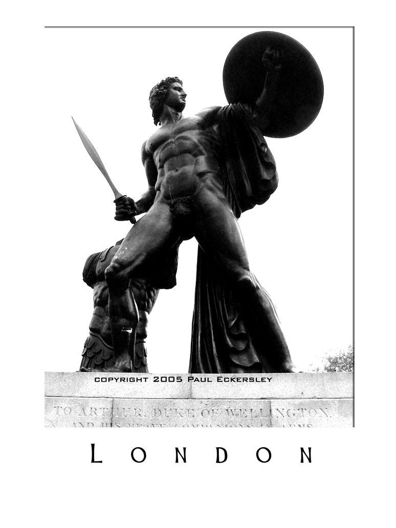 London by GwynBlaidd