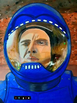 The Sands Of Mars (face detail)