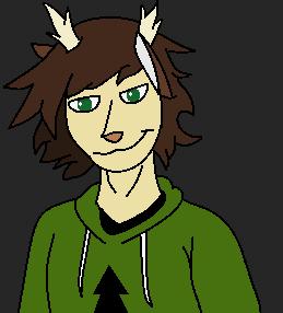 Deer Furry OC by Untamed407