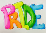 Gay Pride  by TheOrangeDaisy