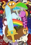 Fandom Doodle [Final] by Daisy-aw