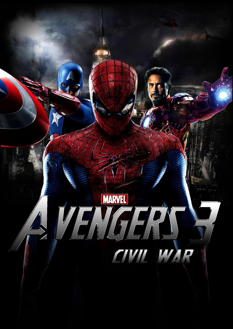 Avengers Civil War Deutsch