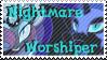 Nightmare Worshiper Stamp by TheNarffy